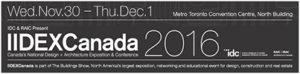 IIDEX2016 logo