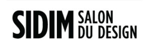 Logo Salon du design SIDIM