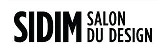 Logo Salon du design SIDIM