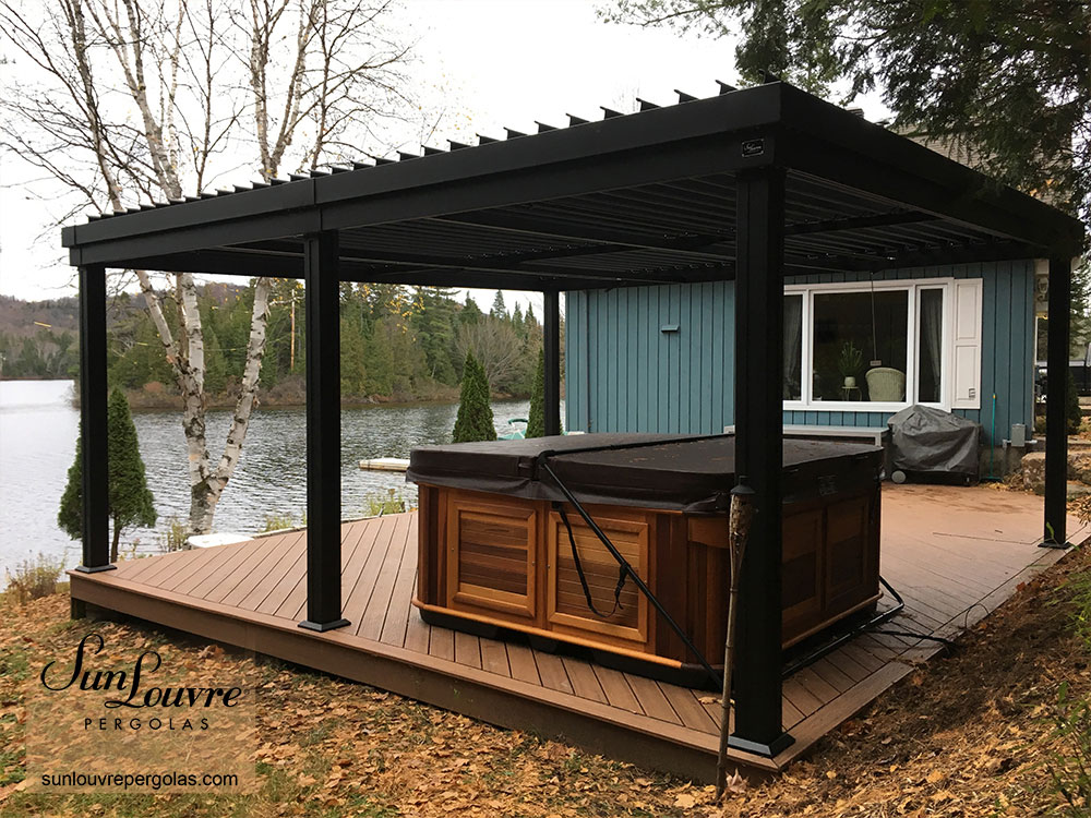 Home - SunLouvre Pergolas | Official Site
