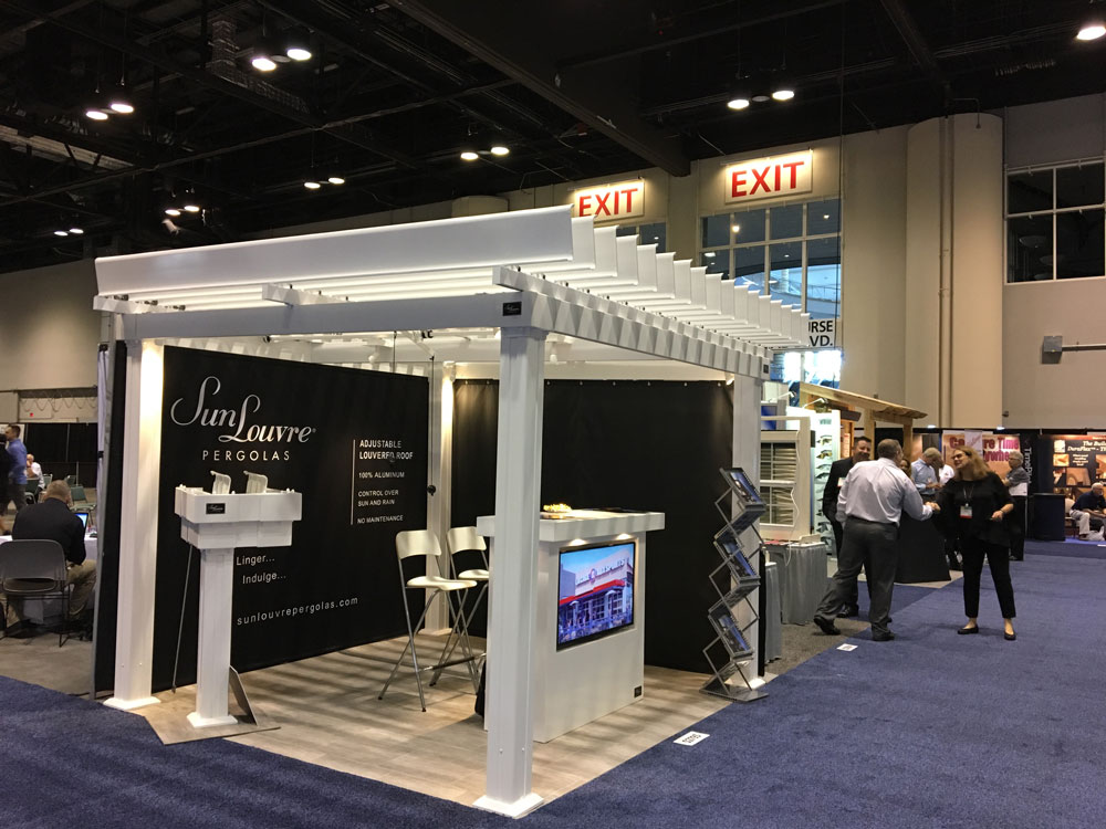 Nahb international builder s show 01 2017 sunlouvre for 2017 nahb international builders show