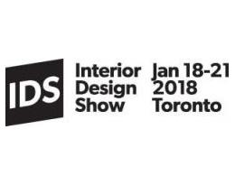 Logo Interior Design Show - 18 au 21 janvier 2018 - Toronto - SunLouvre Pergolas exposant