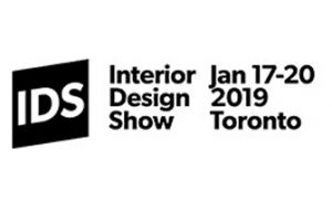 Interior Design Show 2019 logo