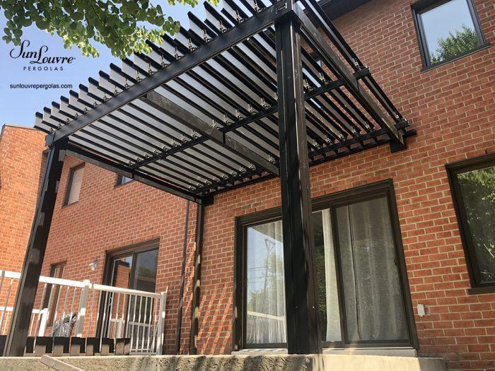 pergola, sunlouvre pergolas, aluminum pergola, louvered roof pergola, adjustable louvered roof pergola