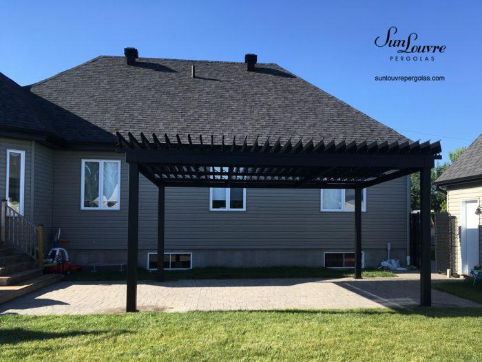 pergola, aluminum pergola, pergola roof that opens and closes, patio pergola
