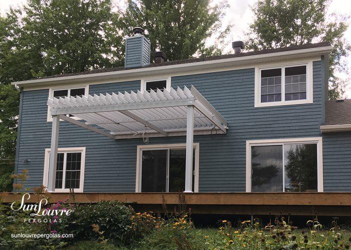 aluminum pergola, outdoor canopy, garden pergola, shelter, rainproof garden canopy