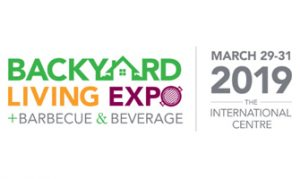 SunLouvre Pergolas at the 2019 Backyard Living Expo