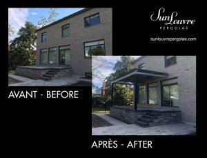 Projet SunLouvre Pergolas avant-après-02205