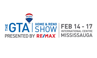 The GTA Home & Reno Show 2020 logo