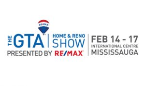 The GTA Home & Reno Show 2020 logo