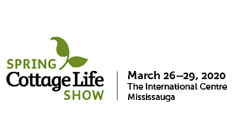 SunLouvre Pergolas at the Cottage Life Show 2020 - Toronto