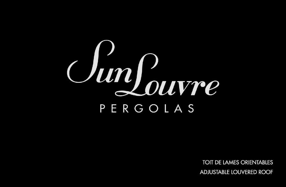 Brochure SunLouvre Pergolas