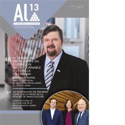 Couverture Magazine AL13 - Article SunLouvre Pergolas